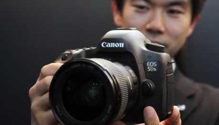 Canon收購瑞典監控鏡頭公司 冀重拾增長