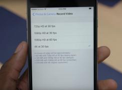 【16GB 殘念】iPhone 6s 拍 4K 影片有幾大食??