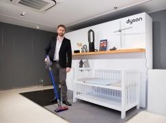 Dyson 又有新品!新一代無線吸塵機加強濾網