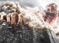 【影評】另類特攝片─進擊的巨人