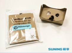 蘇寧買手機加$29換卡紙VR眼鏡