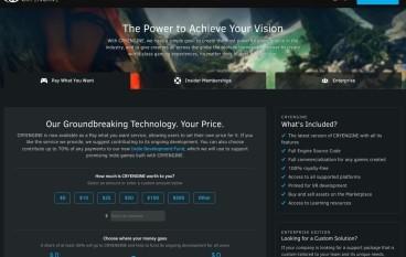 【變相免費】超強遊戲開發引擎任你開價