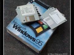 【名筆論壇】Windows 95 20歲