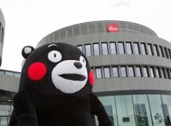 【超萌】Leica 推限量版熊本熊相機