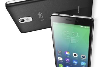 【IFA 2015】Lenovo 雙前鏡頭手機 最緊要自拍