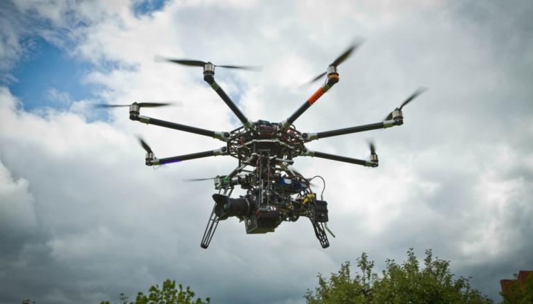「禁飛區」助市民阻航拍機進入住所上空