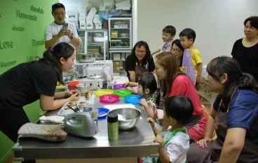 親子掌廚 甜蜜煮意(上)