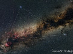 【Starspotting】夏季大三角
