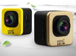 GoPro跟風!? 方形Action cam熱