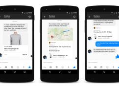 Facebook Messenger踩入網上客戶服務