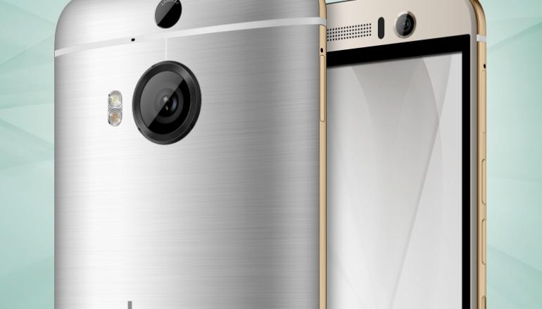 極光版?HTC One M9+ 變奏版日本出擊