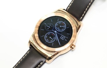 【MWC 2015】G Watch R 變奏版 Watch Urbane 動手玩