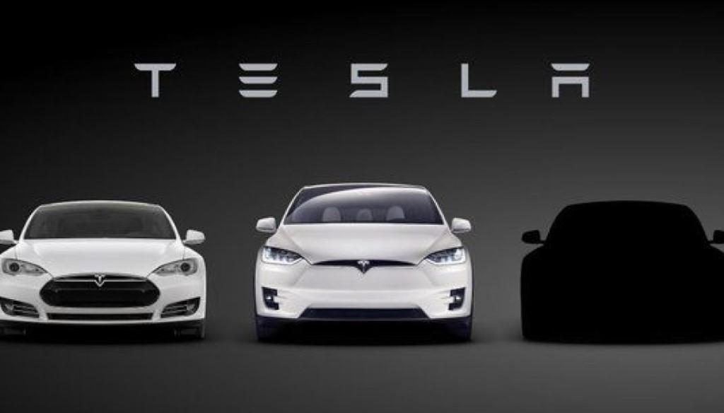 最平Tesla!20 萬Model 3本月底正式發布