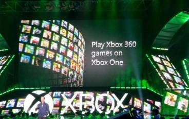 【E3 2015】Xbox One 兼容 Xbox 360 遊戲!
