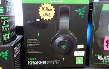 Xbox One 專用新耳機型到爆炸