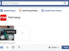 Facebook 靜靜雞 Update 咗 Up 相功能