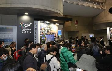 【CP+ 2015】Canon 機海列陣