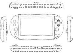 Sony 註冊新型號 PS Vita 草圖曝光?