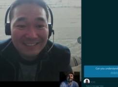 Skype Translator即日全面開放任玩