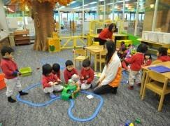 兒童玩具圖書館 香港區免費任玩