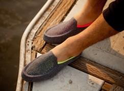 完全環保 3D 打印優閒便服鞋