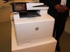 HP新推商用雷射打印機 賣點更聰明