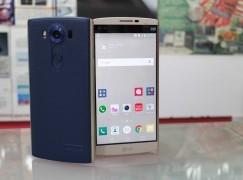 新世代韓Phone 韓水LG V10先達上陸