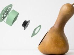3D 打印樂器之舞動葫蘆