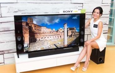 Sony 4K Android TV 萬元有得玩