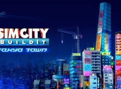 SimCity BuildIt 更新追加東京住宅區