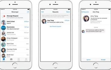 再見「其他」收件匣!Fb Messenger 新增「訊息請求」