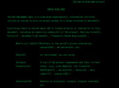 史上首個網頁 25 歲啦!