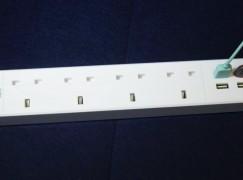 商務旅行之選 Orico USB 充電拖板