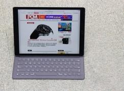 【iPad Pro 搶測】試玩!iPad Pro 功能表現速試