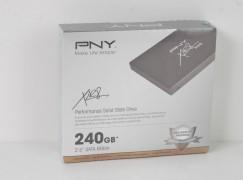 平霸 SSD 伏唔伏?PNY XLR8 240GB 開箱試