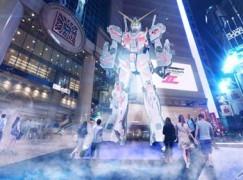 巨大「獨角獸」、「Wing Gundam」8 月現身銅鑼灣