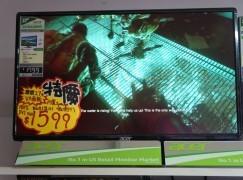 【場報】Acer 27吋孖寶堅抵玩