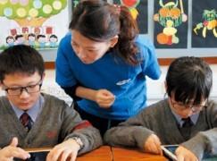 Samsung 全方位解決方案推動智能教學