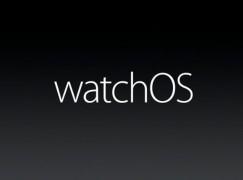【WWDC 2015】Apple WatchOS 2 小改版、補功能