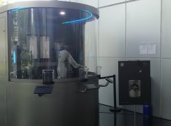 Cafe X 體驗機械手臂即沖咖啡
