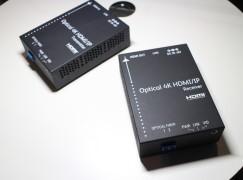 富士施樂4K光纖設備 800米內高效傳輸