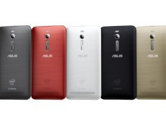 【CES 2015】Asus 推 64-bit Intel CPU + 4GB RAM 升級版 ZenFone 2