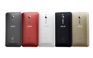【CES 2015】Asus 推 64-bit Intel CPU + 4GB RAM 升級版 ZenFone 2