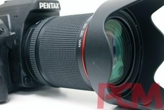 新增的16-85mm Kit Zoom Lens,焦段是更適合攝星的,而且和機身一樣,也有防水滴功能。