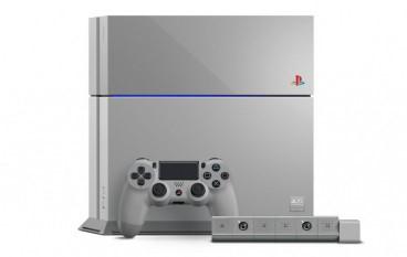 編號「1」20周年限量版 PS4 天價成交