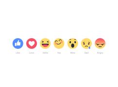 點解冇Dislike!?Facebook五大新表情icon大拆解