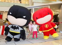 本週末活動:「超級英雄學院」玩遊戲贏限量禮品
