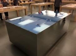 【終於到香港】希慎 Apple Store 驚現示範 3D Touch 專櫃