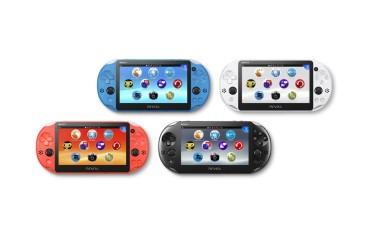 【TGS 2015速報】 PS Vita新色曝光