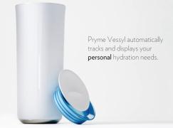 無線智能杯用 App 提示你飲水